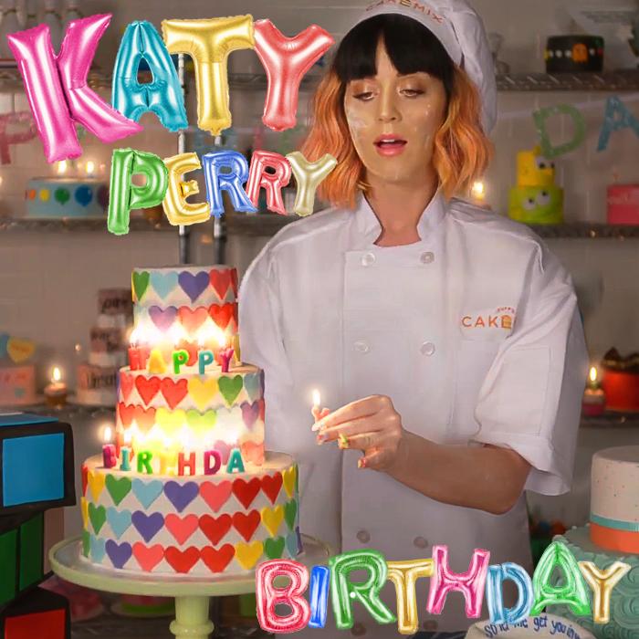 Katy Perry Birthday By Hollisterco On Deviantart