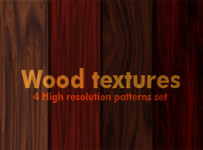 Wood textures by brushesstock