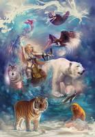 Nature in Danger by ARTCADEV