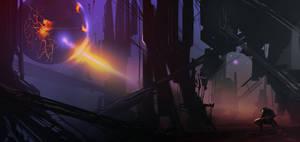 Halo - The Fall of Reach by ARTCADEV