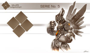 Robot - Serie No. 5 by ARTCADEV