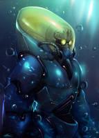 Under Sea by ARTCADEV
