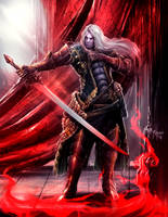 Alucard - Lords of Shadows 2 by ARTCADEV