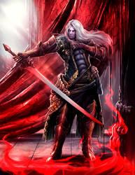 Alucard - Lords of Shadows 2