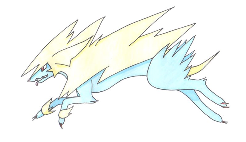 Mega Manectric by spruce56