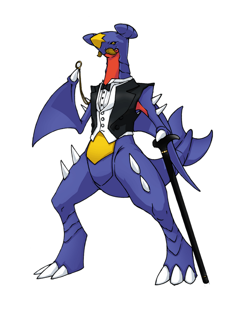 Gallame is so swag Tux_garchomp_by_rx79v-d6ok7q5