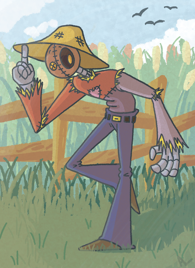 Howdy by fluffscarf