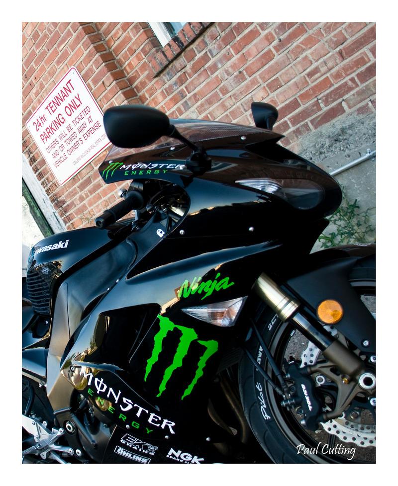 Monster Energy Kawasaki ZX 10 By Cutterp ...