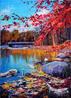 Light autumn by Gudzart