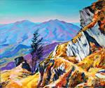 Autumn on Mount Picui