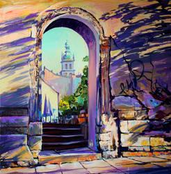 Lviv by Gudzart