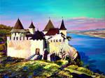 Khotyn castle