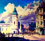 Lviv, Gorodotska str