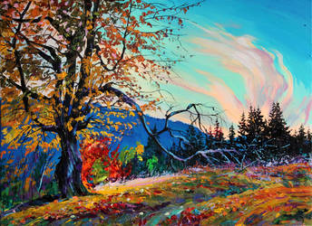 October by Gudzart