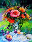 Flowers by Gudzart