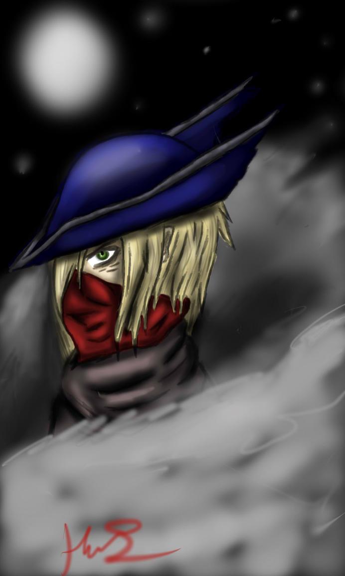 The Hunter - Elvira by ElviraNaromis