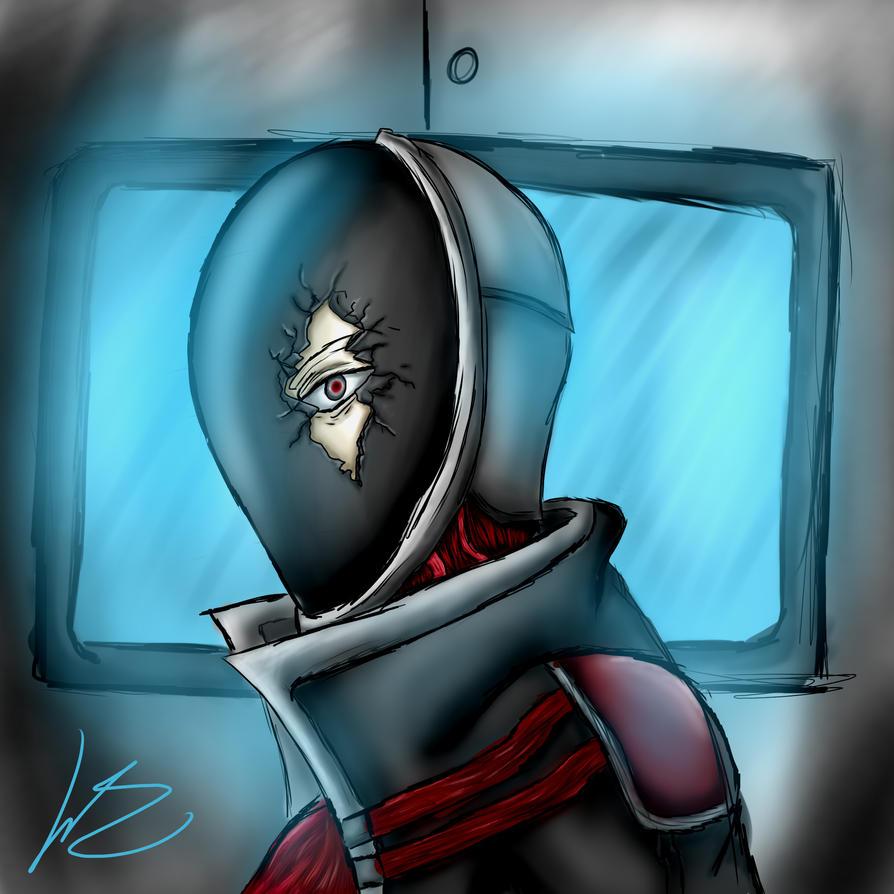 Keres - Watcher of the Sanctorium by ElviraNaromis