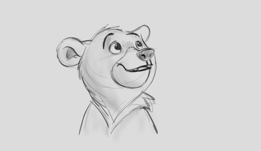 Brother_bear by wabea