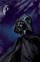 Darth Vader by MarcoPagnotta