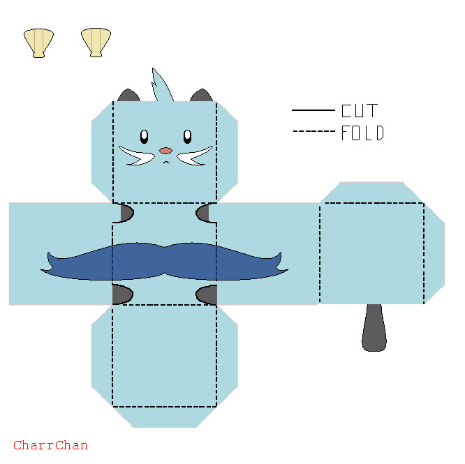 Origami Box Printable Instructions