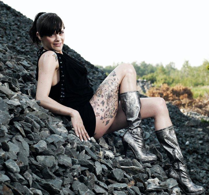 Rocks-a-billie by LadyBilliePrudence