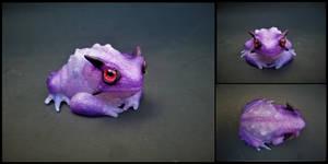 Glowing Phantom Toad