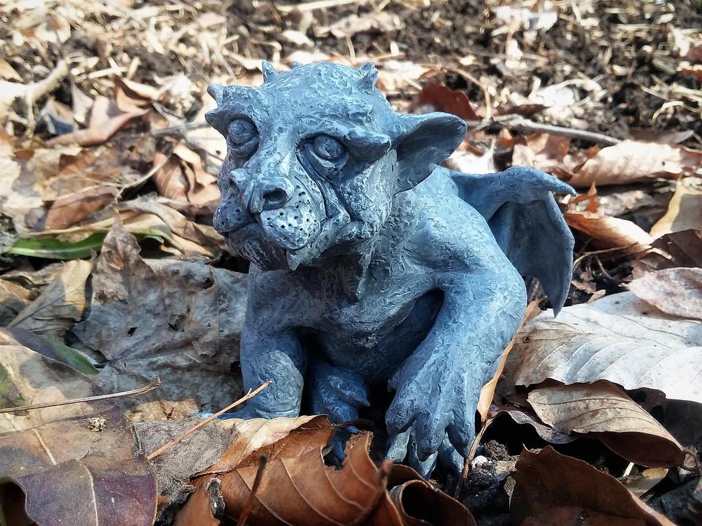 Gargoyle by BryrePatch