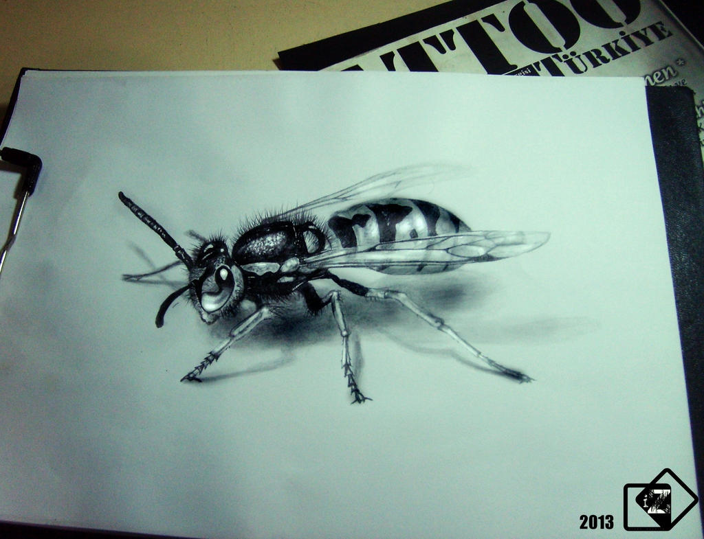 3D/wasp by FEIGUR