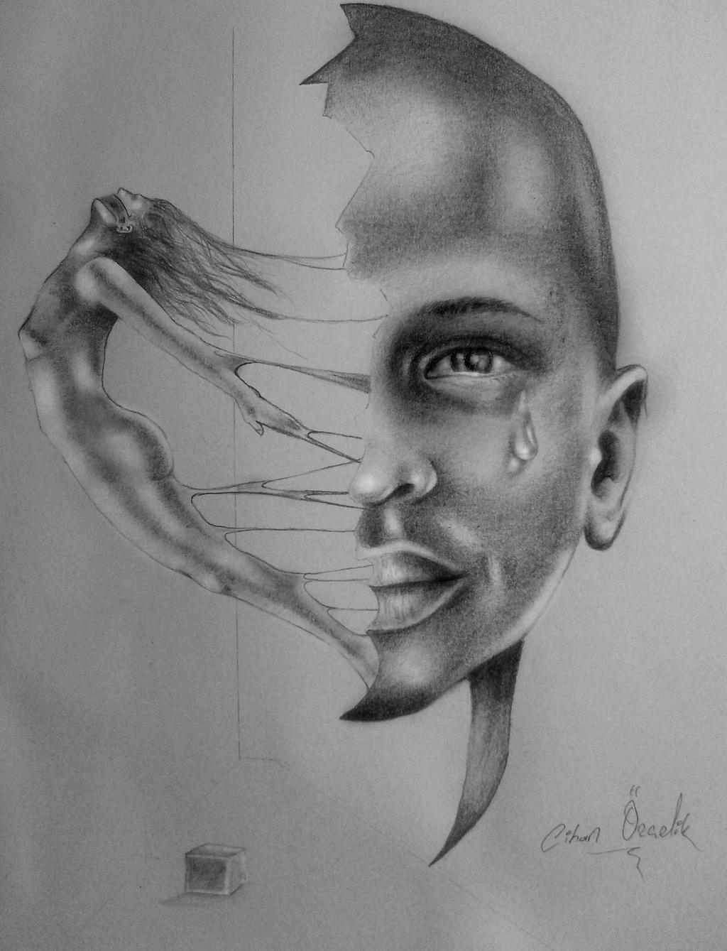 My dead lover by FEIGUR