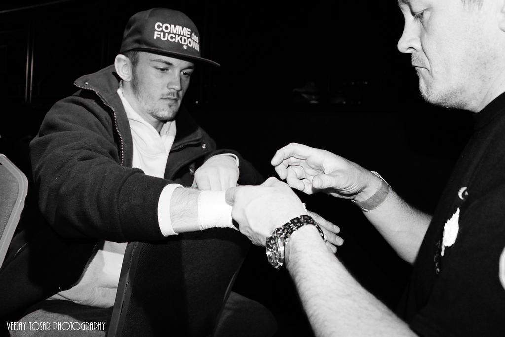 Josh Handwrap by sqx1