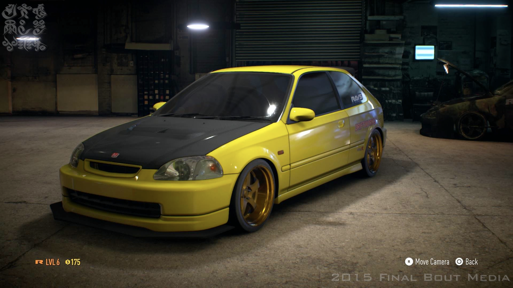 1997 honda civic type r ek9 by sheicarson on deviantart. Black Bedroom Furniture Sets. Home Design Ideas