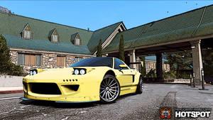 ::: Honda NSX-R Targa #1 (Hotspot) :::