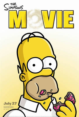 The Simpson Movie - Poster 2