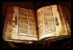 Old Armenian Book