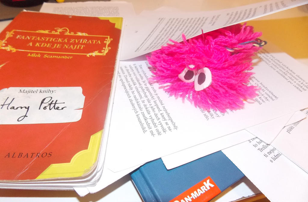 pictures How to Make a Pygmy Puff