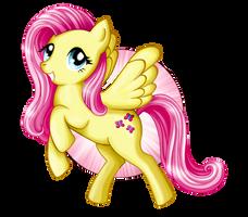 My Little Pony Fluttershy by KawaiiKammi