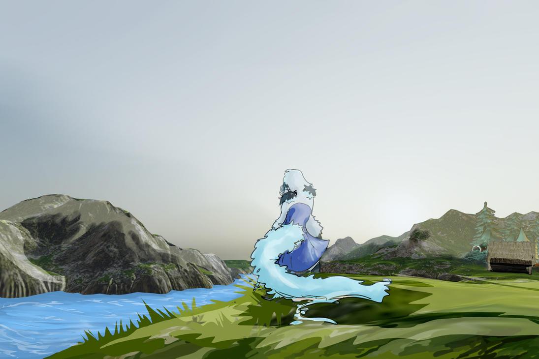 Driss - Original Character World by Athaziwald
