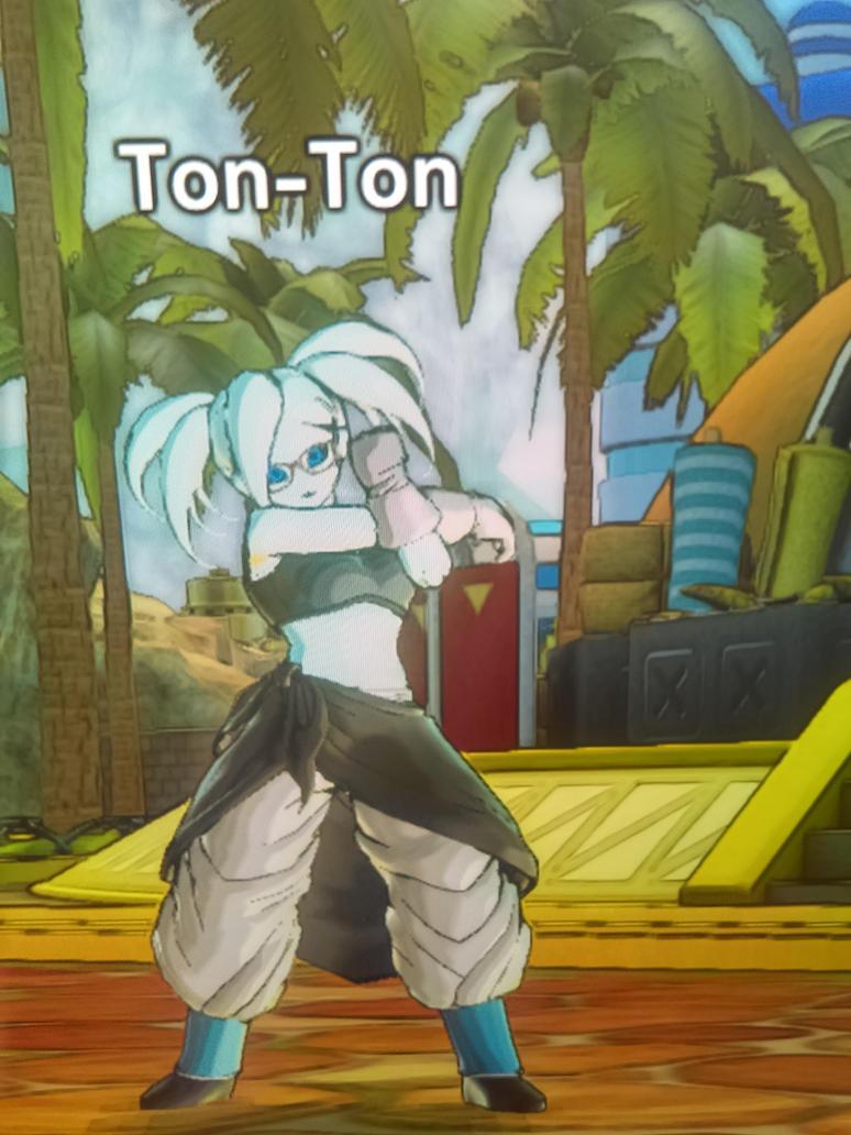 Meet Ton-Ton.  by Idkan447