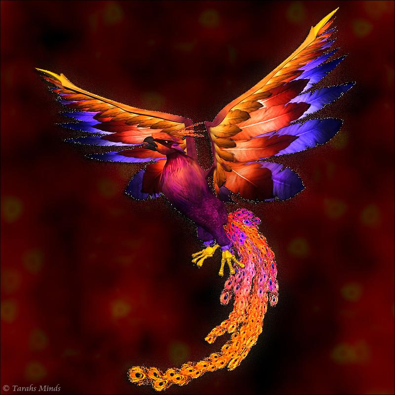 phoenix firebird by tarahsminds on deviantart
