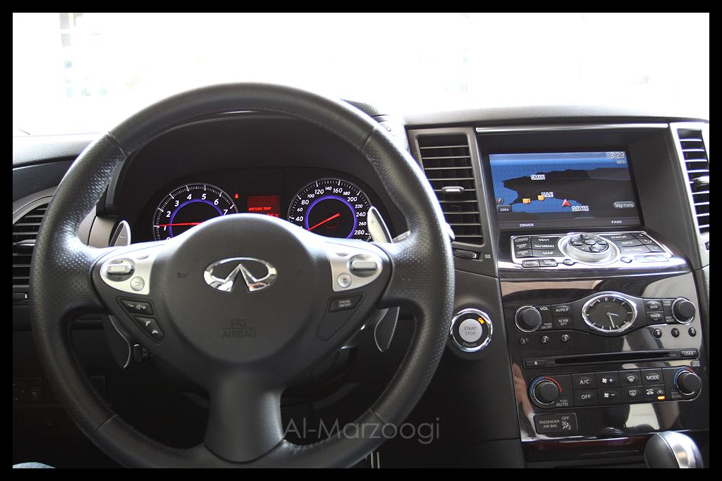 Download Zenvo St1 1024 X 1024 Wallpapers 2369205: Infiniti FX50S Interior By Al-Marzoogi On DeviantArt