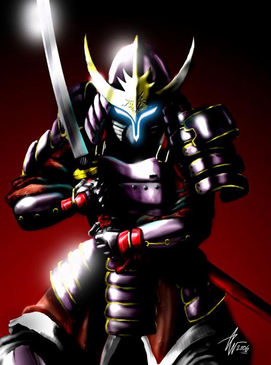 Samurai-bot by Tysho