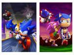 Sonic CD Contest