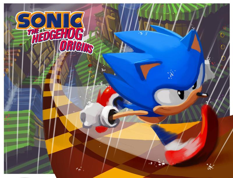Sonic Origins teaser by Tysho