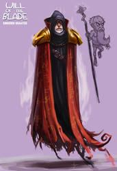 Sorcerer Gravitas