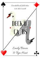 Deck of Cards: Final by tarajadestone