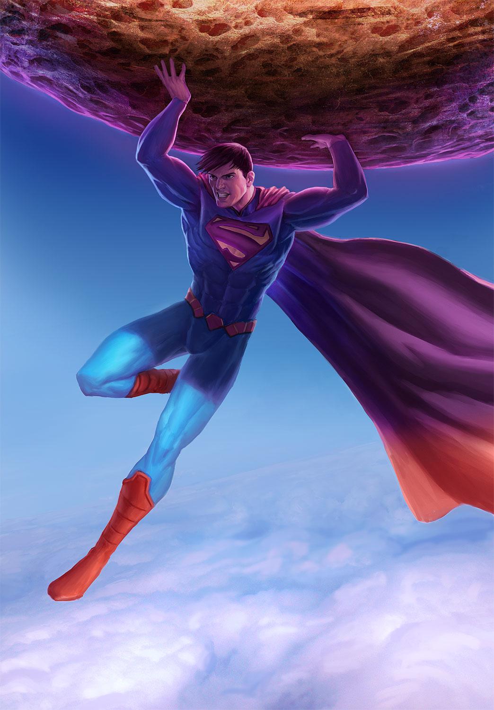 super bro by johnderekmurphy