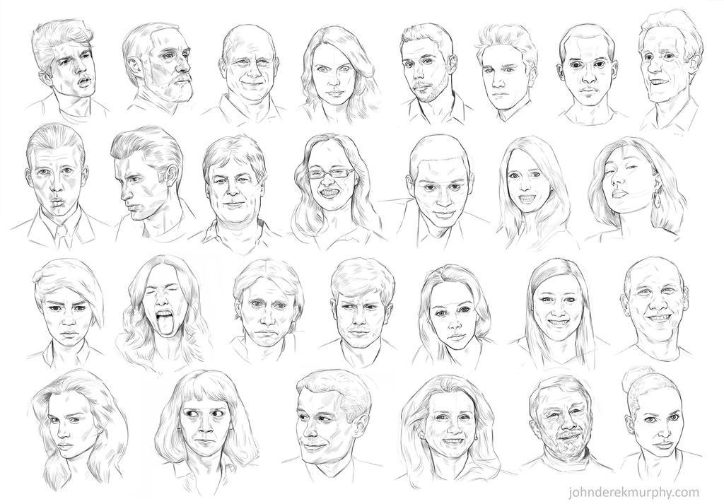 Week6 Studies by johnderekmurphy