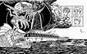 The Call of Cthulhu: Assault on Ocean Patrol