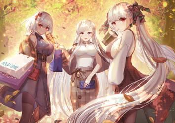 Maid Autumn