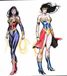 Wonder Woman ideas